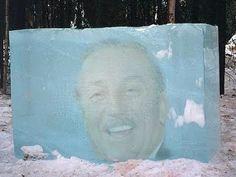 Walt Disney's Frozen Head Board.