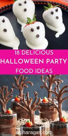 Get ready for delicious Halloween party food ideas! These are cute and yummy Halloween treats |Halloween Desserts| Halloween Food Ideas For Kids| Halloween Food Recipes| Halloween Snacks Halloween Food #halloween #halloweenpartyideas #halloweenfood Halloween Desserts, Halloween Food Kids, Plat Halloween, Halloween Fingerfood, Comida De Halloween Ideas, Postres Halloween, Hallowen Food, Fete Halloween, Halloween 2020