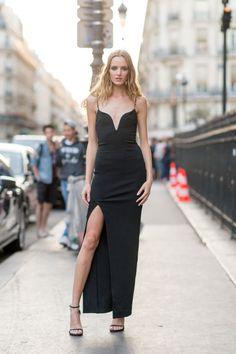 Paris Couture Week street style 7/2015
