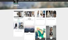 Stylista.no: fashion social univers online. Articles, bloggers, e-commerse!