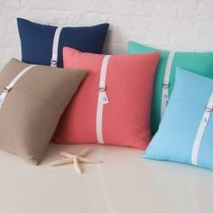 southern tide dring decorative pillows
