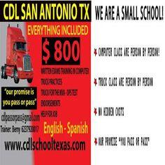 Best Cdl Schools truck school  Dallas TX  Manual truck computer training  210-9469841CDL class A 18 wheeler training is Dallas TX,