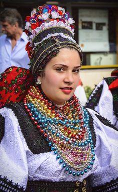 Photograph In Romanian Folk Costume by Gyárfás Csomai on 500px