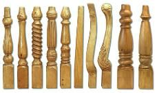 Table Legs (from left to right): Reeded, Victorian, Barley Twist, Classic, Farmhouse, Taper, Cabriole, Clawfoot, Tavern, Malt