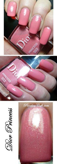 Dior Princess 553 | Pointless Cafe