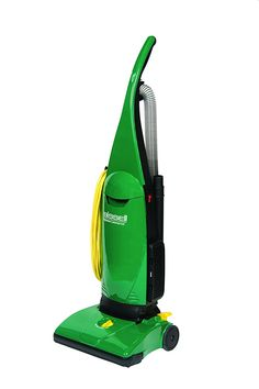 """13"""" Cleaning Path Width, Lightweight - 12 lbs Includes a crevice tool, combination dusting brush/upholstery tool & Extension wand; Attachments store in back of vacuum 5 Position height adjustment 10 Amp motor with 30' Cord 3 Stage Filtration system Hand Vacuum, Best Vacuum, Industrial Vacuum Cleaners, Bissell Big Green, Bissell Vacuum, Bissell Cleaner, Lightweight Vacuum, Commercial Vacuum"""