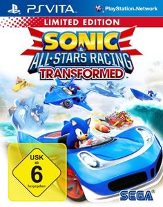 nice Sonic & SEGA All-Stars Racing Transformed - Limited Edition