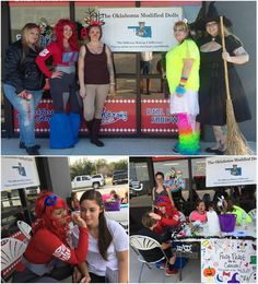 Check out the photos of Oklahoma Modified Dolls fundraising for Hope for HIE Foundation - Hypoxic Ischemic Encephalopathy yesterday in #Newcastle. Huge Thanks to everyone who stopped by our OK dolls. We are the Different making a Difference! <3 #ModifiedDolls #OKdolls #NonProfit #fundraising #HIE