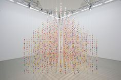Three Studio| On Tumblr: Eat Me (2012)  Candy installation