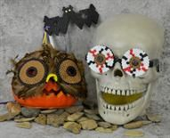 Have fun this Halloween with these great masks created with Perler Beads!