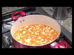 Karfiol leves Magdival - YouTube Easy Meals, Easy Recipes, Chana Masala, Pudding, Dishes, Cooking, Ethnic Recipes, Desserts, How To Make