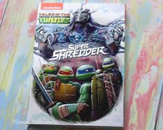 Mommy Katie: #Giveaway Tales of the Teenage Mutant Ninja Turtles Super Shredder DVD