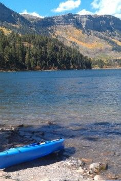 Camp at Haviland Lake Campground while visiting Durango, Colorado on your western vacation.