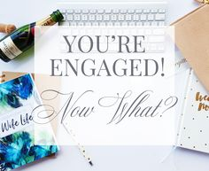 Part 2 of utterly Engaged. Engaged Now What, Announcement, Place Cards, Place Card Holders, Engagement, Engagements