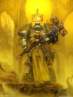 Grey Knight thunderhammer