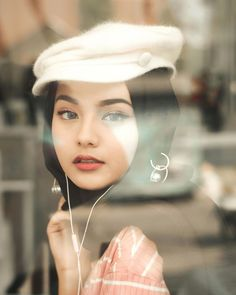 Modest Fashion Hijab, Modern Hijab Fashion, Street Hijab Fashion, Casual Hijab Outfit, Hijab Fashion Inspiration, Ootd Hijab, Hijab Chic, Muslim Fashion, Hijab Dp