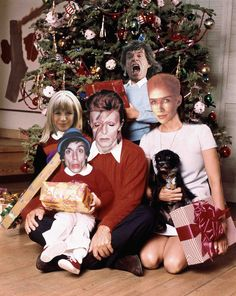 bowie christmas merry christmas and happy new year before christmas naughty christmas retro - David Bowie Christmas