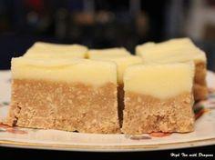 Perfect No-Bake Lemon Slice | High Tea with Dragons