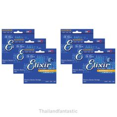 6xMusic 12052 NICKEL PLATED LIGHT ELIXIR NANOWEB ELECTRIC GUITAR STRINGS  Price:US $35.99  http://www.ebay.com/itm/162086088184  #ebay #paypal #Thailandfantastic #Music #Accessories #12052 #ELIXIR #LIGHT #NANOWEB #ELECTRIC #GUITAR #STRINGS #instruments #gears #bass #Accessories  Thailandfantastic
