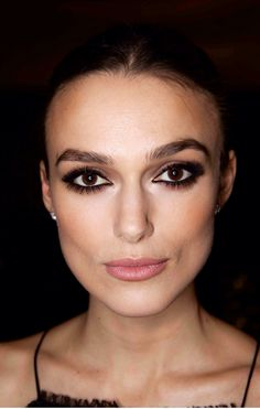 Kiera Knightly-aka Vanessa from Fablehaven. SUCH BEAUTIFUL FEATURES WE LIKE HER FORMED EYES AND SMALL FOREHEAD OPEN FEATURES. CHARLOTTE AND I LIKE YOUR ACTING.