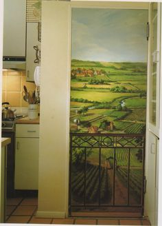 From the book _Trompe L'oeil at Home.