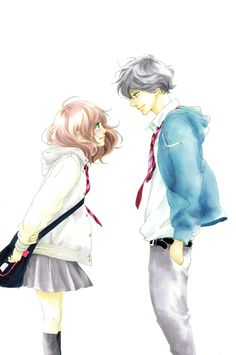 latest updates on Ao Haru Ride by sakisaka io! アオハライド © 咲坂伊緒 Chapter 49 Status: english scans available! Volume 13 released in youth(s) riding CHARACTERS Futaba Yoshioka, Futaba Y Kou, Manga Anime, Anime Art, Ao Haru Ride Kou, Manga Romance, Photo Manga, Blue Springs Ride, Accel World