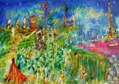 """Saatchi Art Artist Pearse Gilmore; Painting, """"Maconda"""" #art"""