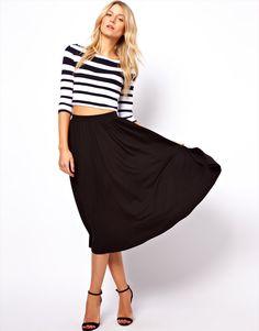 Perfect ASOS Midi Skirt