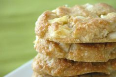 Grain Free White Chocolate Macadamia Nut Cookies