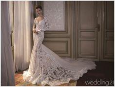 [웨딩드레스] 엘리자베스 럭스, 2016 베르타 S/S 컬렉션