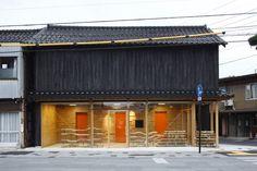 神門通りおもてなしステーション | 一級建築士事務所 江角アトリエ 島根県出雲市