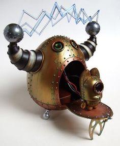 Custom toy | Artist: Doktor A.