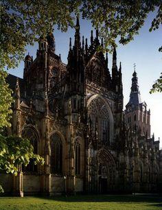 Cathedral Church of St. John (Sint-Janskathedraal): 's-Hertogenbosch, The Netherlands