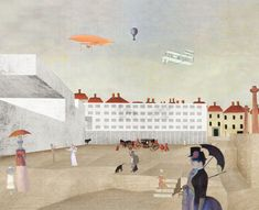 Fragmenting the Past into the Future | KooZA/rch