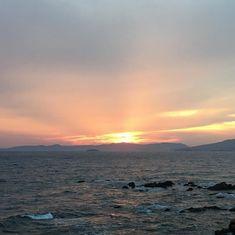 Dünya'nın şiiri asla bitmez. Fotoğraf: Özdere, Kalemlik koyu, İzmir