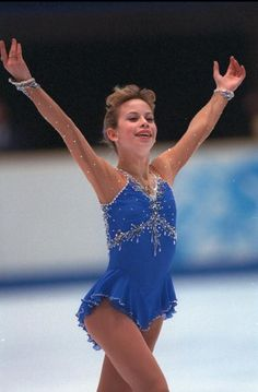 Tara Lipinski 1998 Olympic Gold Medalist!!! I loved to watch her on ice