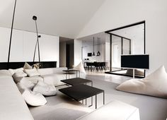 Clean Modern Decor