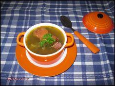 Supă de linte Supe, Thai Red Curry, Ethnic Recipes, Food, Essen, Meals, Yemek, Eten
