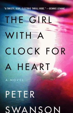 The Girl With A Clock For A Heart– Interview with Peter Swanson Blog Tour Partners In Crime Tour Wide Giveaway