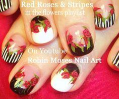 Red Roses & Stripes