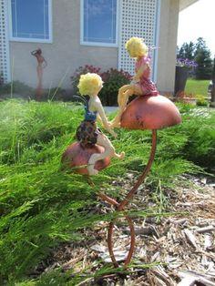 Grandma & Rya's Fairies