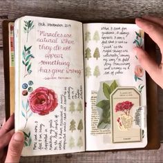 Lots more journaling videos available on my YouTube channel ☺️ #journal #journaling #travelersnotebook Planner Bullet Journal, Bullet Journal Writing, Journal Diary, Art Journal Pages, Art Journal Challenge, Travel Journal Pages, Travel Journals, My Journal, Bullet Journal Lettering Ideas