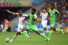 Ashkan Dejagah Photos: Iran v Nigeria: Group F
