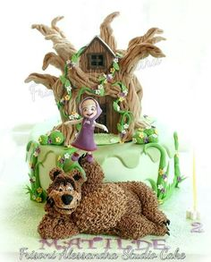 Masha e orso masha and the bear