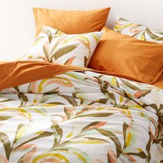 King Quilt Bedding, King Duvet, Queen Duvet, Duvet Sets, Duvet Cover Sets, Tropical Bedding, Jungle Bedroom, Organic Duvet Covers, Cotton Bedding