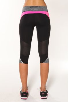 Blockout sports clothing