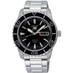 Seiko - SNZH55K1 - Montre Homme - Automatique - Analogique - Bracelet Acier Inoxydable Argent de Seiko, http://www.amazon.fr/dp/B0045D6570/ref=cm_sw_r_pi_dp_MwVfrb04AD011