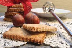 biscotti integrali al miele e nocciole