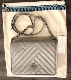 32be980692e3 Tory Burch Alexa Combo Crossbody Purse w dust bag