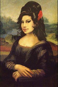 Depois da Frida Winehouse e da Nossa Senhora de Winehouse agora é a vez da Mona Winehouse... A Amy Winehouse é pop, bebê! (um saco esse negócio de bebê, mas é tendência).    É über, bebê!  Fábio Monnerat